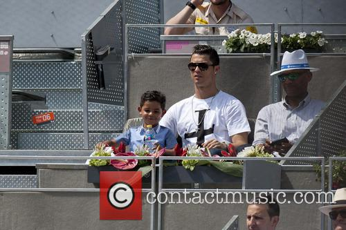 Cristiano Ronaldo, Cristiano Junior and Cristiano Jr 10