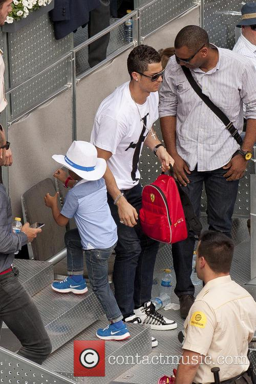 Cristiano Ronaldo, Cristiano Junior and Cristiano Jr 11