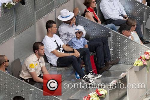 Cristiano Ronaldo, Cristiano Junior and Cristiano Jr 13