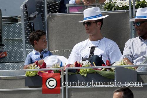 Cristiano Ronaldo, Cristiano Junior and Cristiano Jr 14