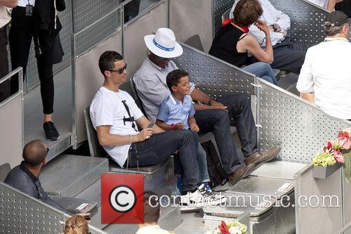 Cristiano Ronaldo, Cristiano Junior and Cristiano Jr 15