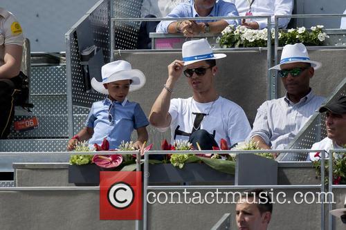Cristiano Ronaldo, Cristiano Junior and Cristiano Jr 16