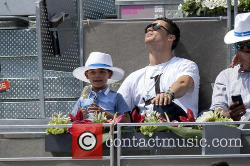 Cristiano Ronaldo, Cristiano Junior and Cristiano Jr 19