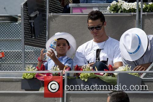 Cristiano Ronaldo, Cristiano Junior and Cristiano Jr 20