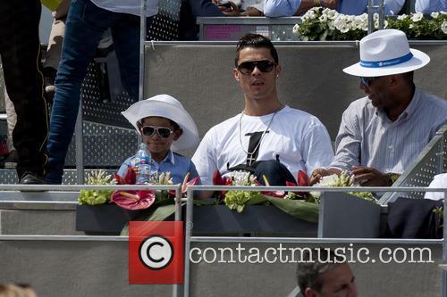 Cristiano Ronaldo, Cristiano Junior and Cristiano Jr 21
