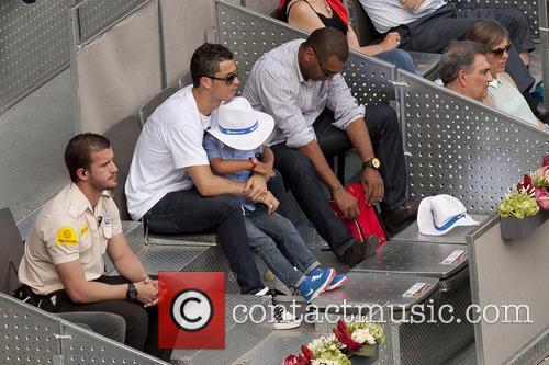 Cristiano Ronaldo, Cristiano Junior and Cristiano Jr 24
