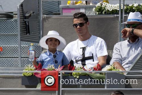 Cristiano Ronaldo, Cristiano Junior and Cristiano Jr 25