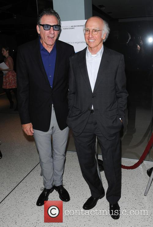 Michael Richards and Larry David 4