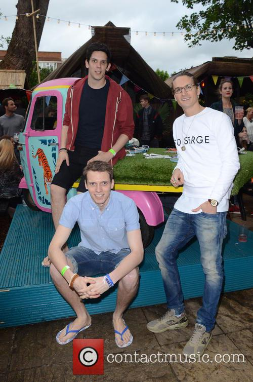 Oliver Proudlock and With X Gandys 4
