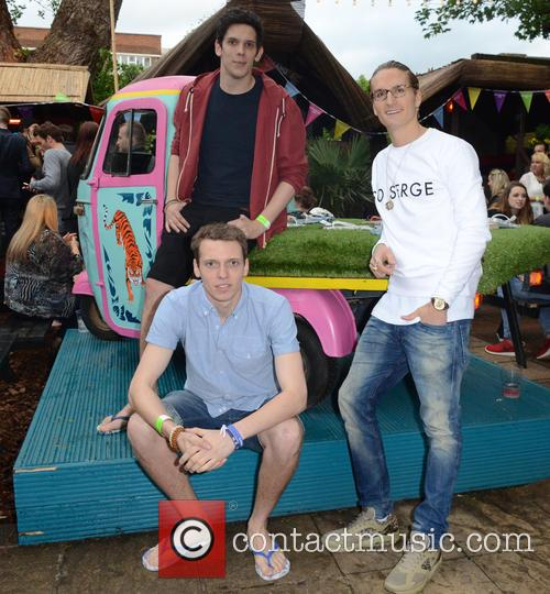 Oliver Proudlock and X Gandys 5