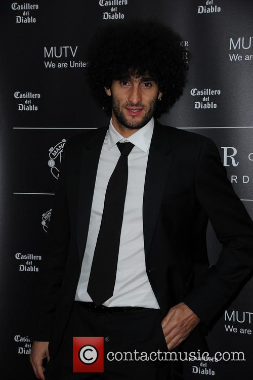 Manchester United and Marouane Fellaini 4