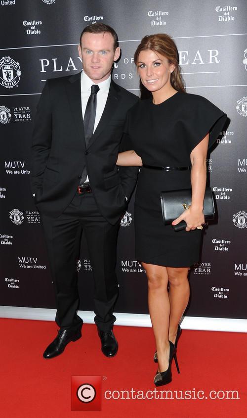 Wayne Rooney and Coleen Rooney 5