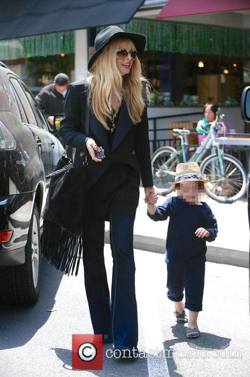 Rachel Zoe and Skyler Berman 11
