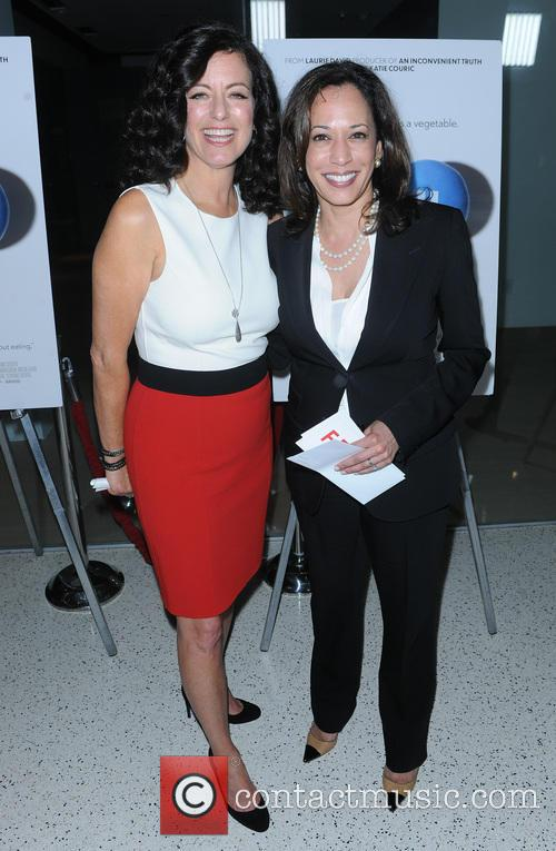 Katie Couric and Executive Producer Laurie David 8