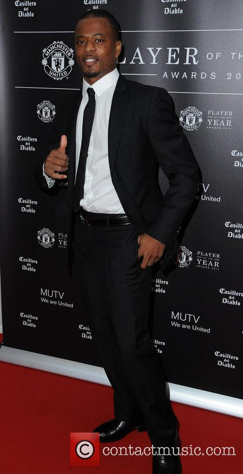 Manchester United and Patrice Evra 9