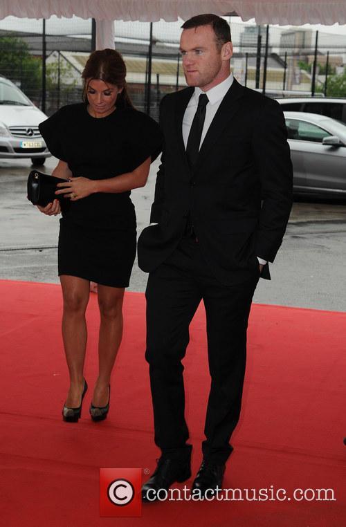 Wayne Rooney and Coleen Rooney 1