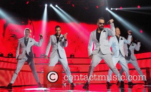 Brian Littrell, Nick Carter, Kevin Richardson, A.j. Mclean and Howie Dorough 2