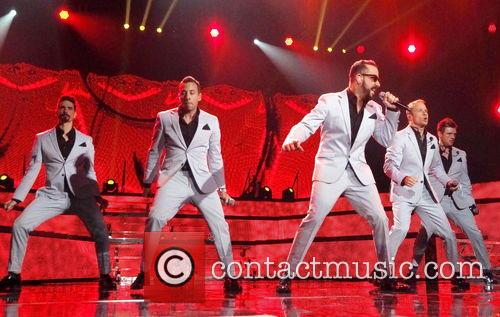 Brian Littrell, Nick Carter, Kevin Richardson, A.j. Mclean and Howie Dorough 5