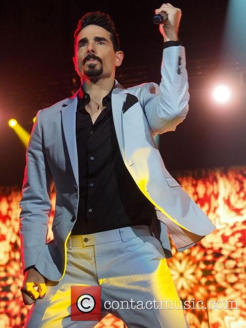 Backstreet Boys and Kevin Richardson 3