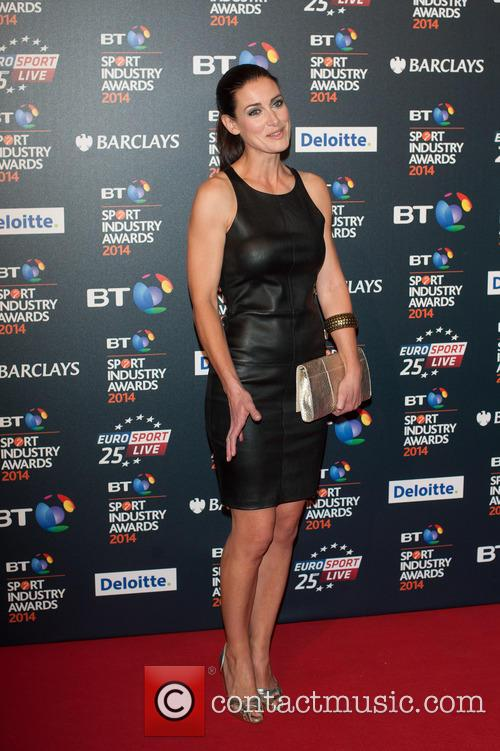 Kirsty Gallacher Bt Sport Industry Awards 4 Pictures