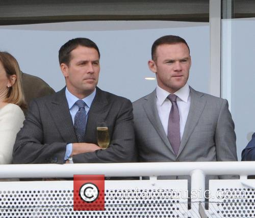 Wayne Rooney and Michael Owen 4