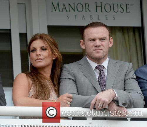 Wayne Rooney and Coleen Rooney 2