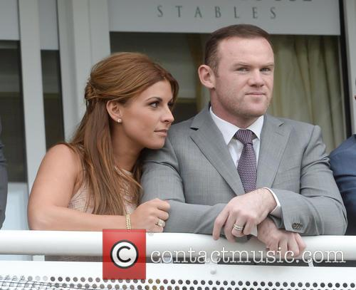 wayne rooney coleen rooney boodles ladies day at 4185869