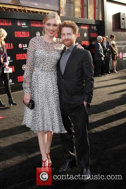 Clare Grant and Seth Green 1
