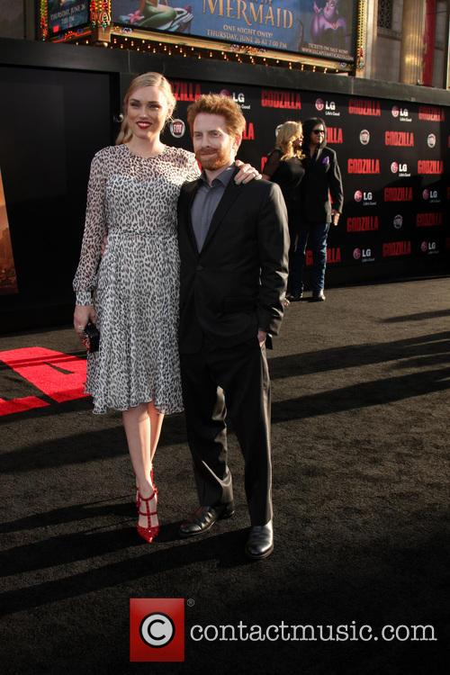 Clare Grant and Seth Green 5