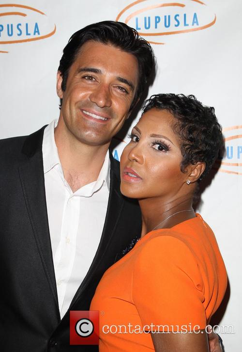 Gilles Marini and Toni Braxton 5