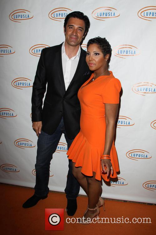Gilles Marini and Toni Braxton 7