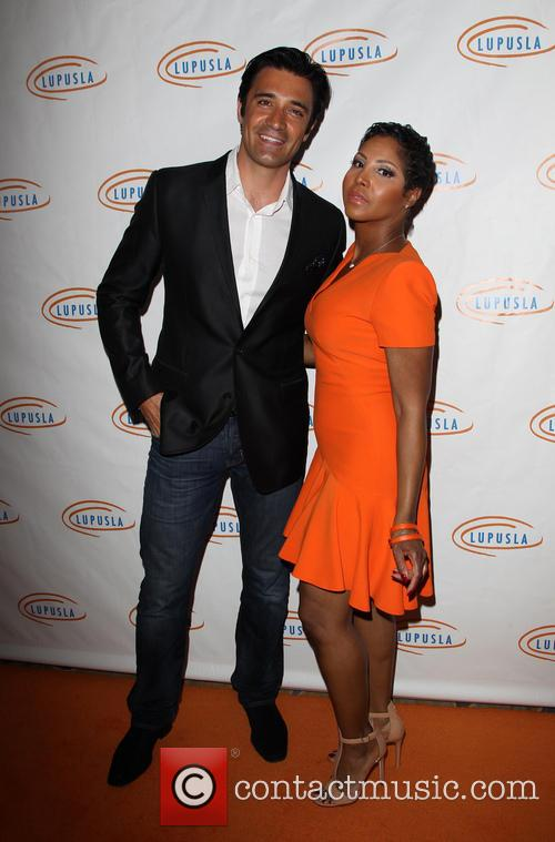 Gilles Marini and Toni Braxton 1