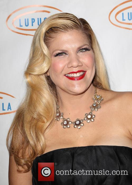Kristen Johnston, Regent Beverly Wilshire Hotel