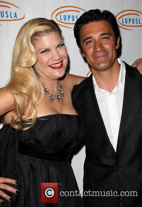 Kristen Johnston and Gilles Marini 9