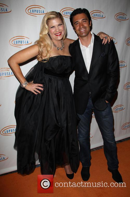 Kristen Johnston and Gilles Marini 11