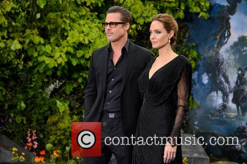 Brad Pitt and Angelina Jolie 11