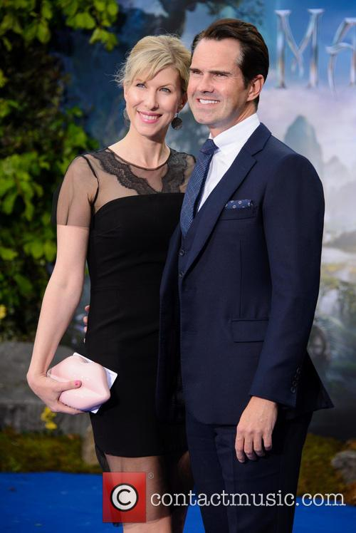 karoline copping jimmy carr maleficent private reception 4185584