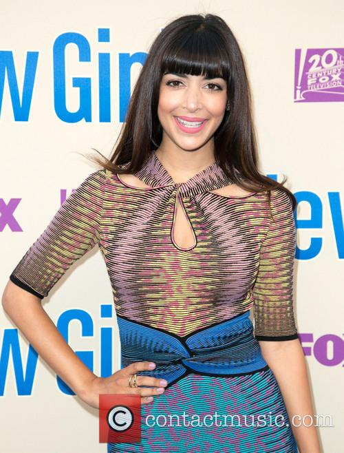 Hannah Simone, Zanuck Theatre on the FOX lot