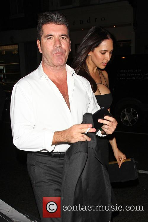 simon cowell the london cabaret club spring 4187425