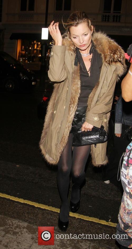 Kate Moss, Madam JoJos London,