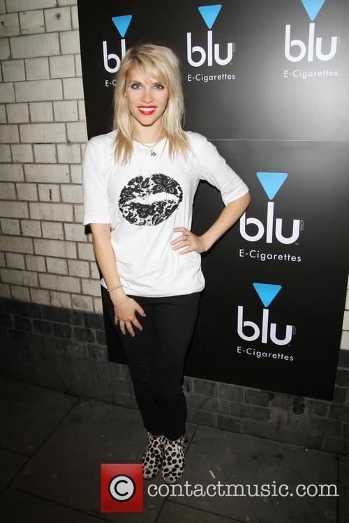 Blu e Cigarette launch