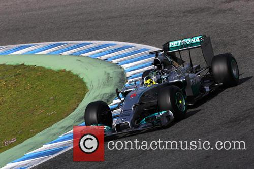 F1 - Formula One Grand Prix Barcelona -...