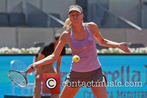 maria sharapova 2014 mutua madrid open womens 4187633