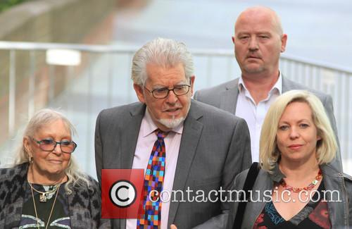 Rolf Harris, Alwen Hughes and Bindi Harris 3