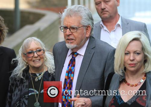 Rolf Harris, Alwen Hughes and Bindi Harris 6
