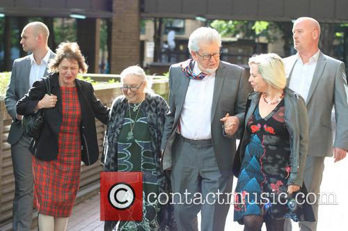 Rolf Harris, Alwen Hughes and Bindi Harris 7