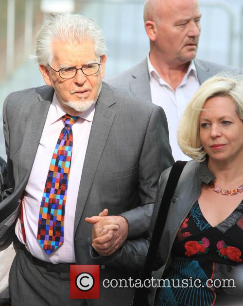 Rolf Harris and Bindi Harris 2