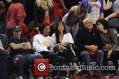 Rihanna, Stalpes Center, Staples Center