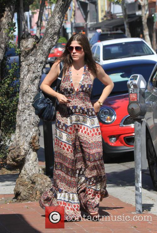 Selma Blair spotted running errands in West Hollywood