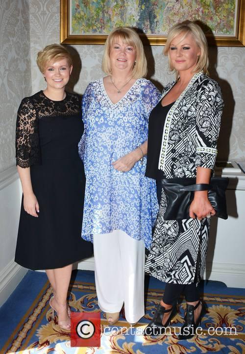Cecelia Ahern, Miriam Ahern and Amanda Brunker